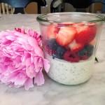 Strawberries, Blueberries and Raspberries