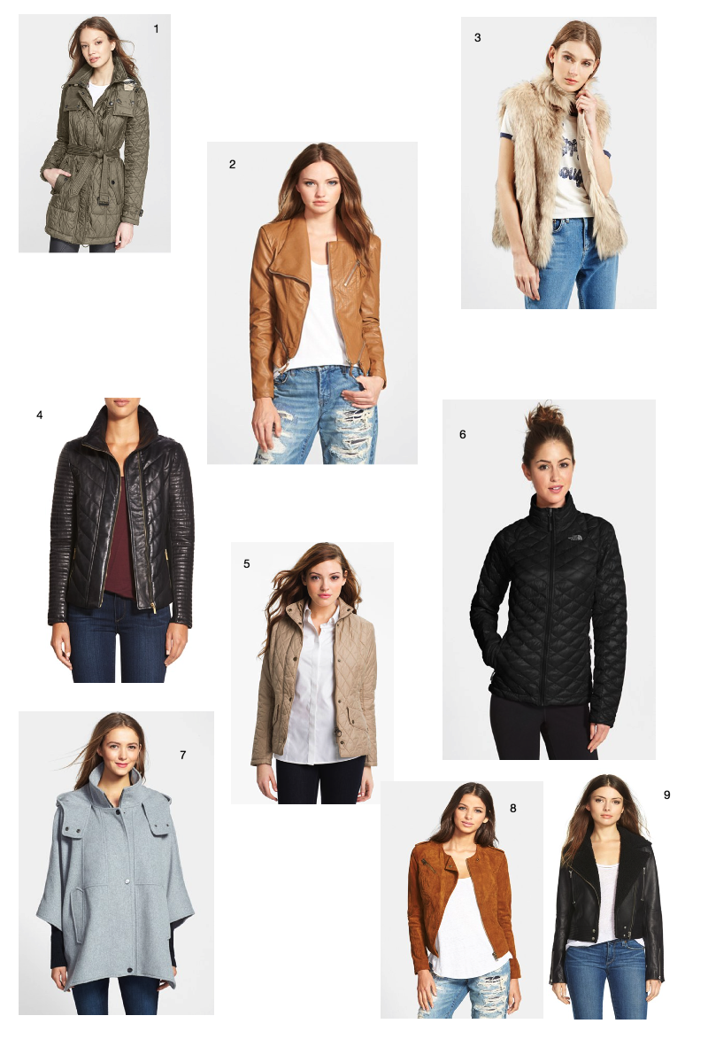 TPD Fall Jacket Picks