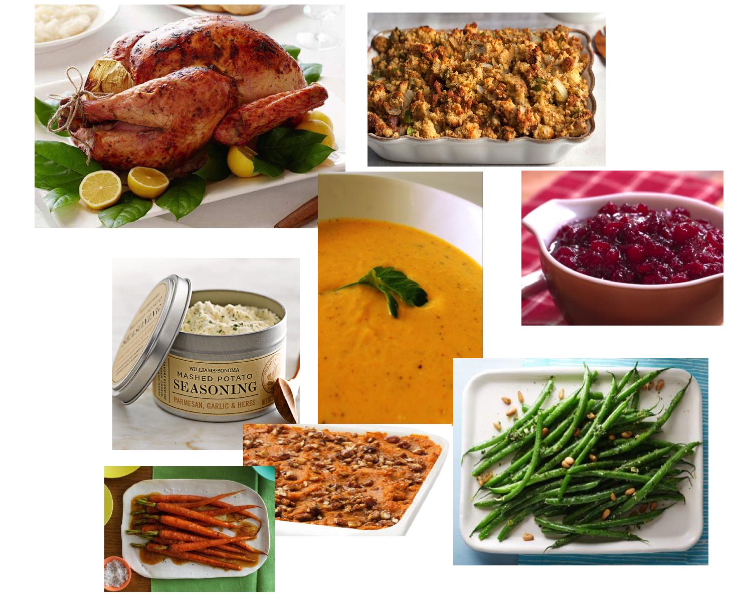 TPD- Thanksgiving Dinner